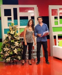 Con Nuria Am en Banda3.0