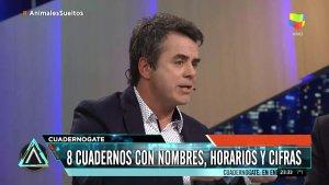 """Hoy, si Kirchner estuviera vivo, estaría preso"""