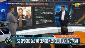 Operaciones sospechosas del clan Moyano
