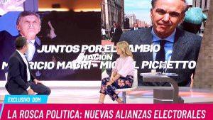 Tato Young analiza las nuevas alianzas electorales