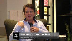 """Tato Young presenta su libro en """"Dicen que dicen"""""""