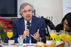"""Claudio Stampalija pidió un """"plan integral"""" nacional para combatir la inseguridad."""